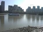 a walk along the Thames