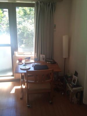 writer's desk Tokyo