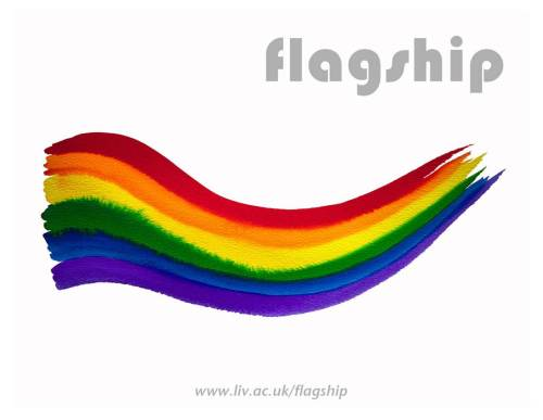 LGBT Flagship logo