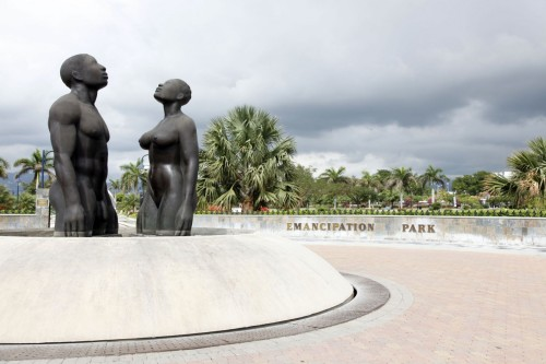 redemption-song-monument-in-emancipation-park-in-kingston-jamaica-1600x1066