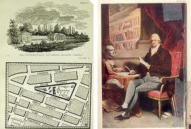 original botanic garden plans