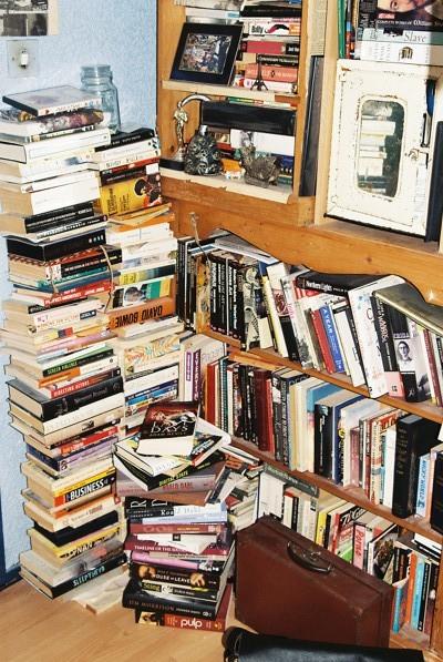 The Book Bush