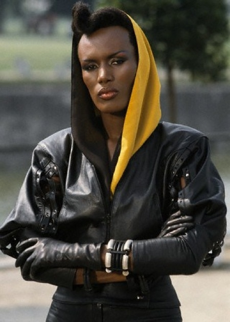 Happy Birthday Grace Jones - as Mayday