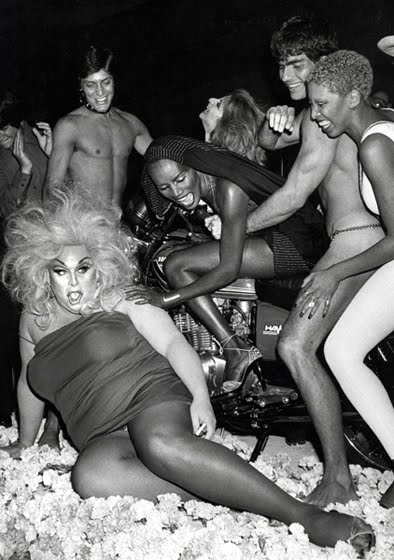 Happy Birthday Grace Jones - at Studio 54