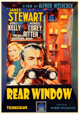 RearWindow Movie poster