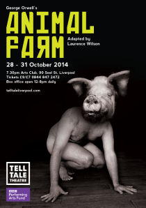Animal Farm adapted by Laurence Wilson