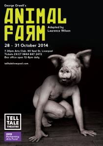 Animal Farm Flyer