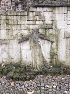 Cemetery Figure