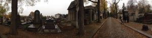 Cemetery Panoramic