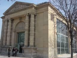 musee de l'orangerie. building