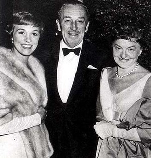 Mary-Poppins-walt disney and PL Travers